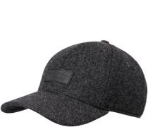 Cap, Woll-Mix, meliert