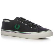 Schuhe Sneaker Textil navy