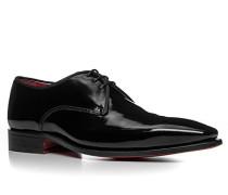 Schuhe Derby Kalb-Lackleder