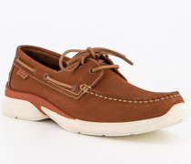 Bootsschuhe Velours