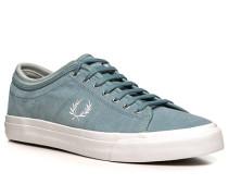 Herren Schuhe Sneaker Textil Ortholite® rauchblau grau,grau