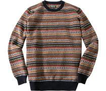 Pullover Schurwolle-Kaschmir