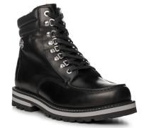 Schuhe Stiefelette, Kalbleder warm gefüttert,