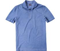 Polo-Shirt, Baumwoll-Jersey,
