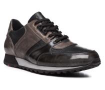 Herren Schuhe BRILON Kalbleder-Schafleder grau