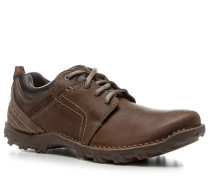 Schuhe Sneaker Nubukleder