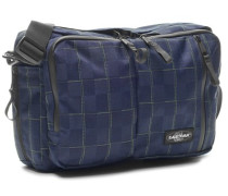 Tasche Laptop-Tasche, Microfaser, kariert