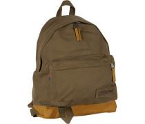 Tasche Rucksack, Canvas-Leder