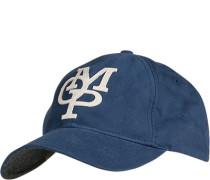 Marc O´Polo Caps Baumwolle jeansblau