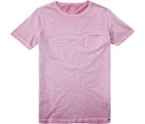 T-Shirt Damenunterwäsche Fit Baumwolle meliert