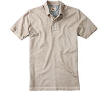 Polo-Shirt Polo Baumwoll-Piqué