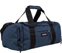 Tasche Reisetasche Microfaser denim meliert