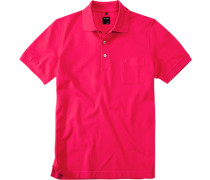 Polo-Shirt Polo Modern Fit Baumwoll-Piqué pink