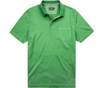 Polo-Shirt Polo Baumwolle mercerisiert