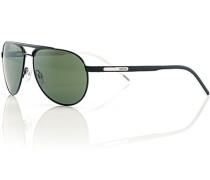Herren Brillen  Sonnenbrille schwarz