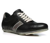 Herren Schuhe AVON Schaf-Lammleder schwarz