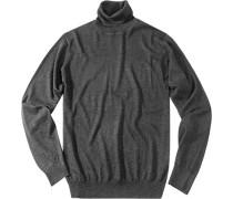 Pullover, Seiden-Kaschmir-Mix