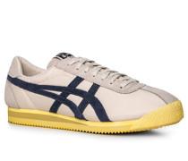 Schuhe Sneaker, Microfaser, -blau