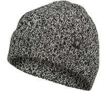Mütze Baumwolle meliert