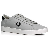 Schuhe Sneaker Canvas hellgrau