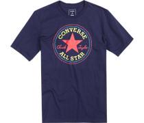 T-Shirt, Baumwolle, violett