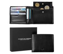 Geldbörse Geschenk-Box Rindnappa