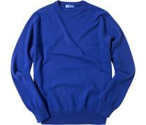 Pullover Kaschmir königsblau