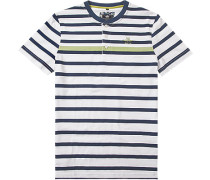 T-Shirt Baumwolle gestreift
