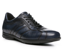 Herren Schuhe ATTILA Kalbleder blau blau,schwarz