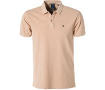 Polo-Shirt Polo, Baumwolle, altrosa