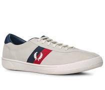 Schuhe Sneaker, Veloursleder,