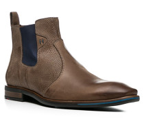 Herren Schuhe DIVO Rindleder hellbraun