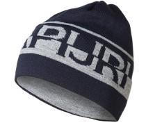 Mütze, Microfaser, navy