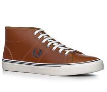 Schuhe Sneaker Leder warm gefüttert ,weiß