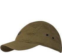 Cap Baumwolle olivgrün