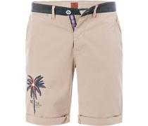 Hose Shorts Regular Fit Baumwolle