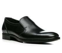 Herren Schuhe GLEN Kalbleder schwarz
