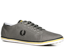Herren Schuhe Sneakers Textil grau grau,blau,weiß