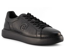 Sneaker Glattleder