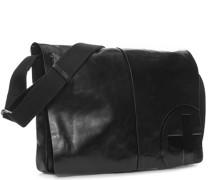 Tasche Messenger Bag, Rindleder,