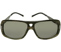 Brillen Strellson Sonnenbrille Kunststoff-Metall gemustert