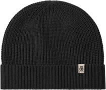Herren  ROECKL Mütze Wolle schwarz