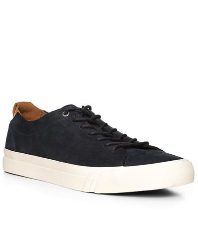 Tommy Hilfiger Herren Schuhe Sneaker, Leder, dunkelblau
