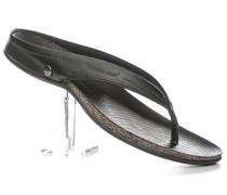 Schuhe Zehensandalen Nappaleder