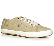 Herren Schuhe Sneaker Fischgrat beige beige,blau