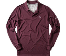 Polo-Shirt Polo Microfaser Cool Air bordeaux