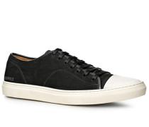 Schuhe Sneaker Veloursleder ,blau