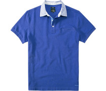 Polo-Shirt Polo Slim Fit Baumwoll-Piqué