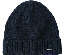 Mütze Baumwolle marine