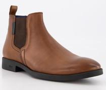 Chelsea Boots Glattleder